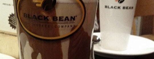 Black Bean - The Coffee Company is one of Trinken in München.