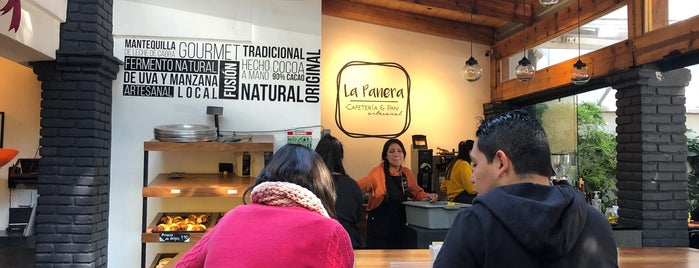 La Panera is one of Lieux qui ont plu à Blanca.