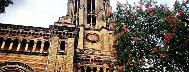Zionskirche is one of berlin love.