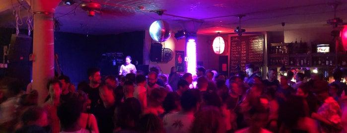 Freudenzimmer is one of Berlin Night.