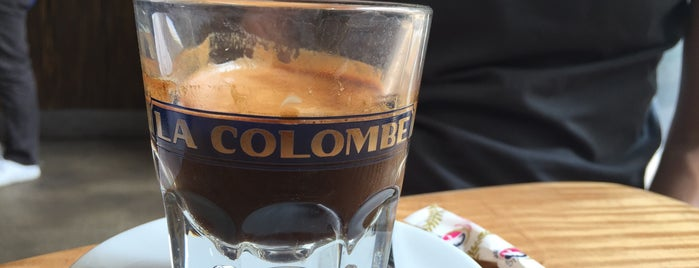 La Colombe Coffee Roasters is one of Downtown Manhattan.