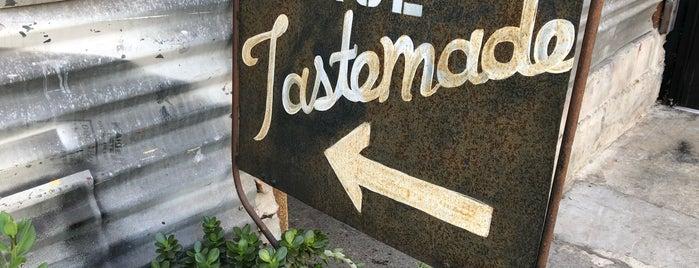 Tastemade Studios is one of Dress for the Date: сохраненные места.