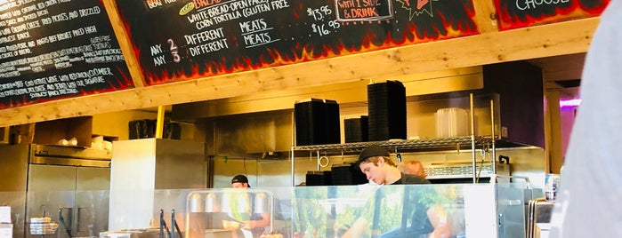 Firewater BBQ and Brew is one of BBQ Joints.