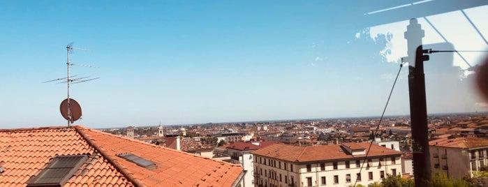 Bergamo Città Bassa is one of Tempat yang Disukai ba$ak.