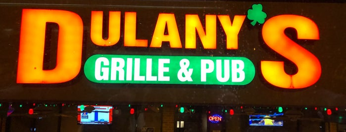 Dulanys Pub and Grille is one of JULIEさんの保存済みスポット.