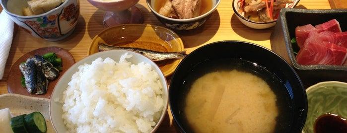 日々魚数寄 東木 is one of 金沢関係.
