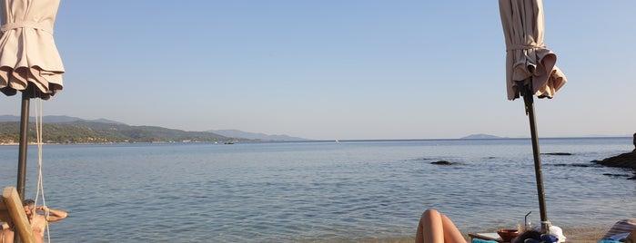Agios Ioannis Beach is one of Chalkidiki.