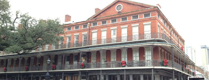 Upper Pontalba Building is one of NOLA.