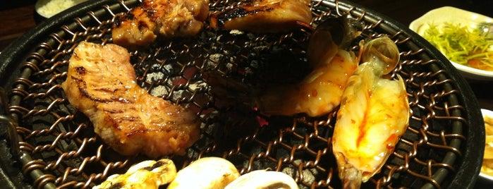 Yeonga Korean BBQ Restaurant is one of Melbroune.