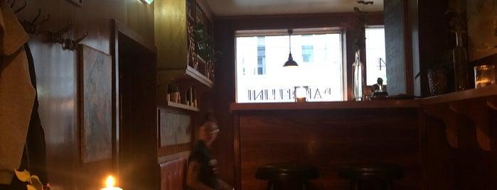 Bar Bellini is one of Tempat yang Disukai Yunus.