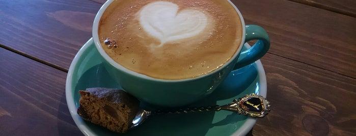 Cafe +64 is one of Orte, die arapix gefallen.