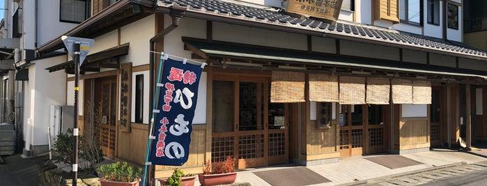 小木曽商店 本店 is one of Posti che sono piaciuti a Masahiro.