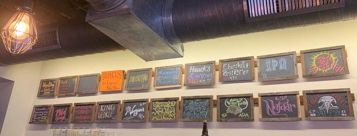 Monnik Beer Company is one of Mimi : понравившиеся места.