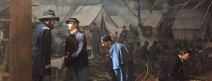 National Museum of Civil War Medicine is one of 20 of the Best off the Beaten Path Museums in D.C..