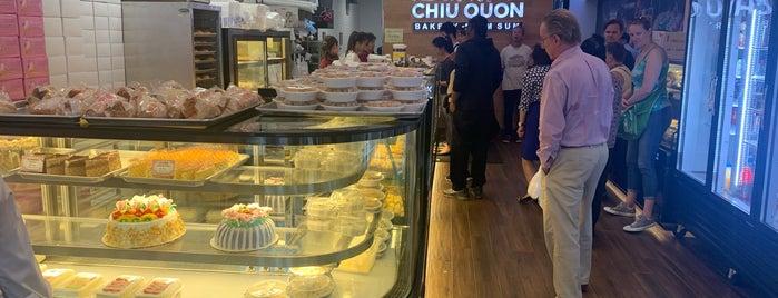 Chiu Quon Bakery is one of Orte, die Michael gefallen.