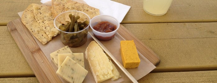 The Cheese Plate PDX is one of Portlandeau.
