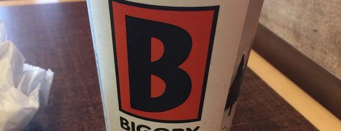 BIGGBY COFFEE is one of Marc 님이 저장한 장소.
