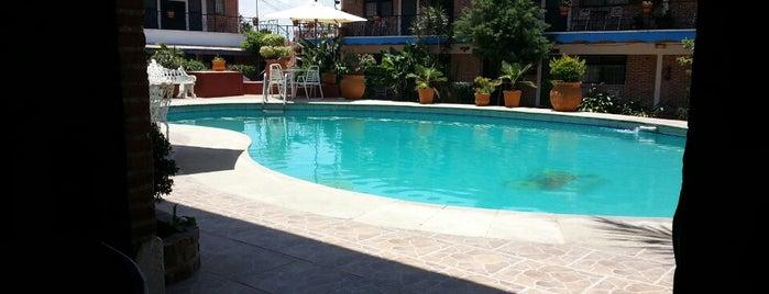 Hotel Posada Las Calandrias is one of Lugares favoritos de Roberto.