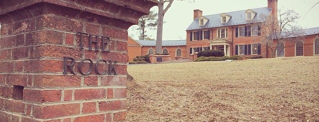 Sigma Nu Fraternity Headquarters is one of Lexington Triad Founders Tour.
