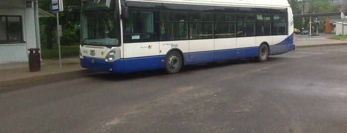 27. trolejbuss | Stacijas laukums - Ziepniekkalns is one of Lieux qui ont plu à lapsaa.