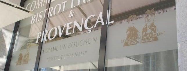 Comme un Bouchon is one of Restaurants.