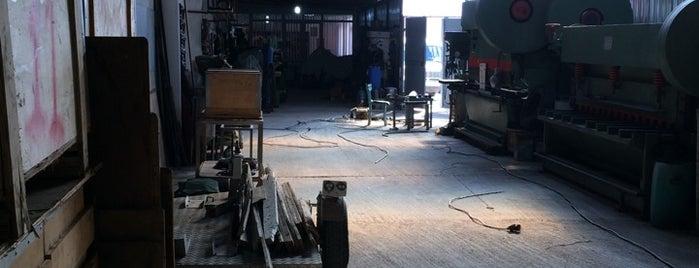 Erbaş Zeytinyağı Makina San.tic.ltd şti is one of สถานที่ที่ Ahmet ถูกใจ.
