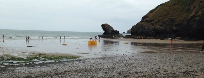 Llangrannog is one of Woot!'s Wales Hot Spots.