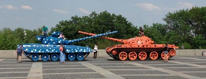 Національний музей історії України у Другій світовій війні is one of ✔ Ukrayna - Kiev.