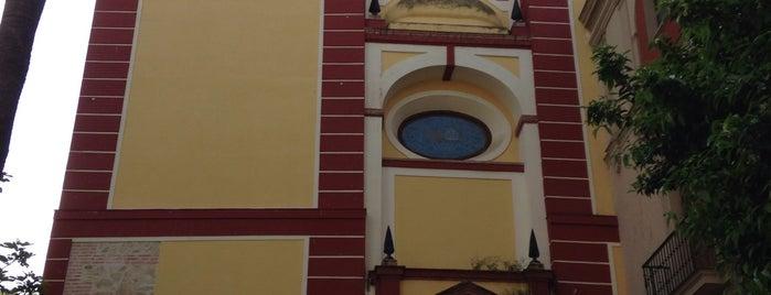 Iglesia de San Agustín is one of Qué visitar en Málaga.