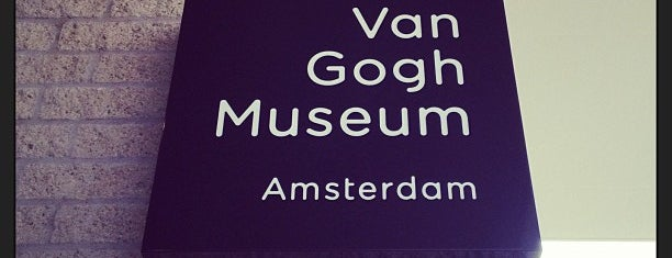 Museo Van Gogh is one of amsterdam v1d4 l0k4.