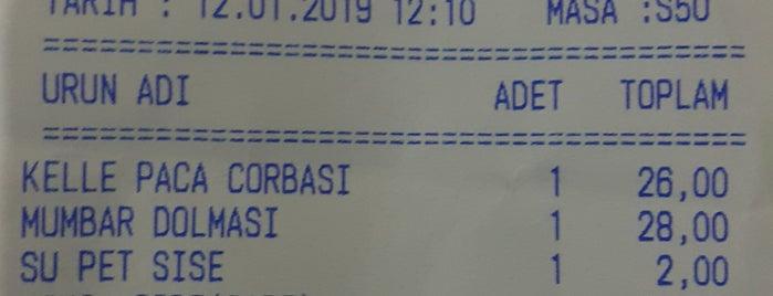 Kınacı İşkembe 4 is one of Locais curtidos por Can.