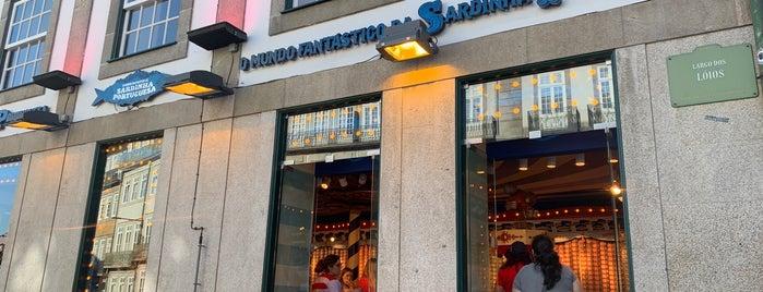 O Mundo Fantástico Da Sardinha Portuguesa is one of Porto List.