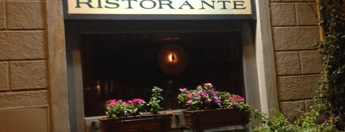Ristorante Sedano Allegro is one of ristoranti &.