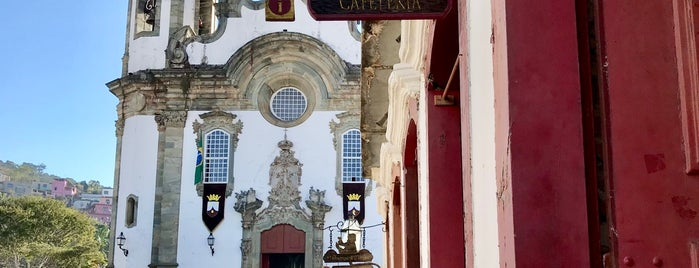 Taberna D'Omar Cafeteria is one of Tiradentes.