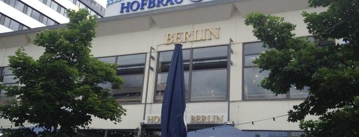 Hofbräuhaus Berlin is one of Places.