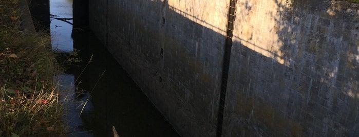 Нижний шлюз на Мазурском канале is one of Россия.