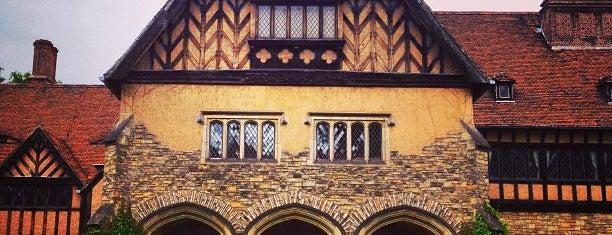 Schloss Cecilienhof is one of Schlösser in Brandenburg.
