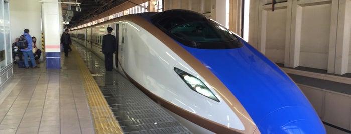 Tōhoku Shinkansen Ōmiya Station is one of Masahiro 님이 좋아한 장소.
