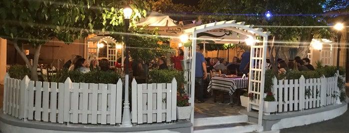 Plaka Tavern is one of Manolis visited.