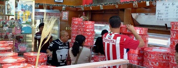 Pastelería Suiza is one of Recomendados en México, D.F..