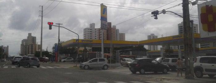 Posto Laís XVIII (Ipiranga) is one of ATM - Onde encontrar caixas eletrônicos.