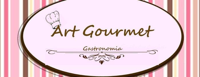 Art Gourmet - Belém is one of Preferidos.