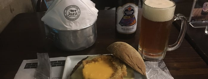 Jazz Restô & Burgers is one of Já Fui....