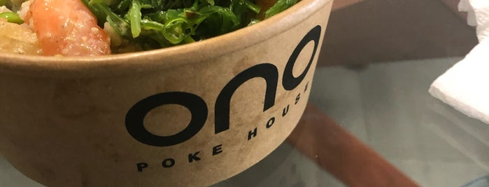 Ono Poke House is one of Asiáticos.