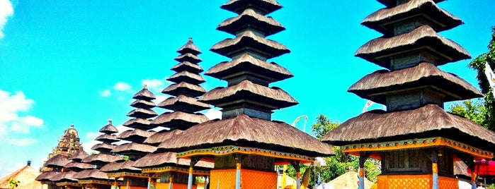 Pura Taman Ayun is one of DENPASAR - BALI.