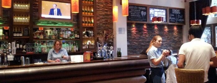 Banyan Bar is one of David'in Beğendiği Mekanlar.