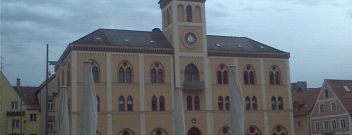 Hauptplatz Pfaffenhofen is one of Alexander 님이 좋아한 장소.