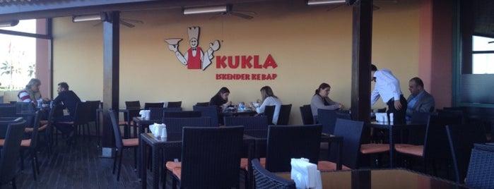 Kukla Kebap is one of Locais salvos de Cebrail.