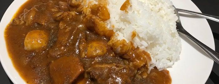 欧風カリーM is one of TOKYO-TOYO-CURRY 3.