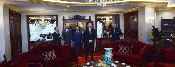 Samaxı Palace Sharadil is one of Locais curtidos por Vafa R..